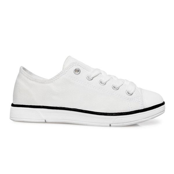 Kids Low-top Canvas Shoes
