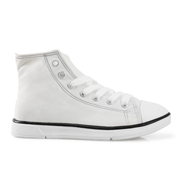 Kids High-top Canvas Shoes