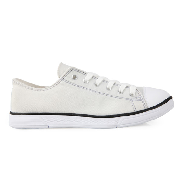 Low-top Canvas Shoes