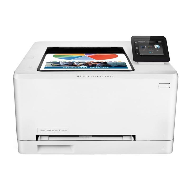 Full Color LaserJet Pro M452dn