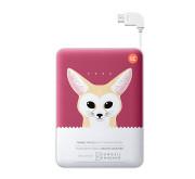 Powerbank 11 300 mAh Violet with Fox
