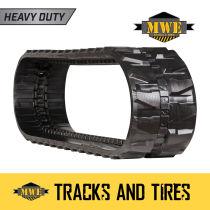 Terex TC50 16  MWE Heavy Duty Mini Excavator Rubber Track